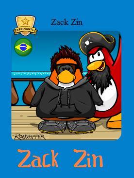 ZZ- Zack Zin